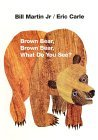 Book: Brown Bear, Brown Bear, What Do You See?