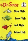Dr Seuss Book: One Fish Two Fish Red Fish Blue Fish