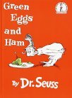 Dr Seuss Book: Green Eggs and Ham