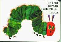 Book: The Very Hungry Caterpillar