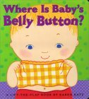 Book: Where Is Baby's Belly Button?